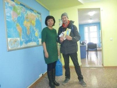 Organising tours in Bishkek, Kyrgyzstan
