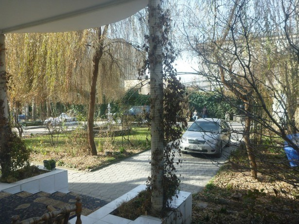 My bedroom view in Dushanbe