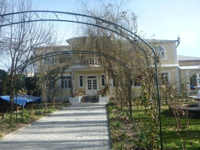 Staying at Marian's Guesthouse in Dushanbe, Tajikistan