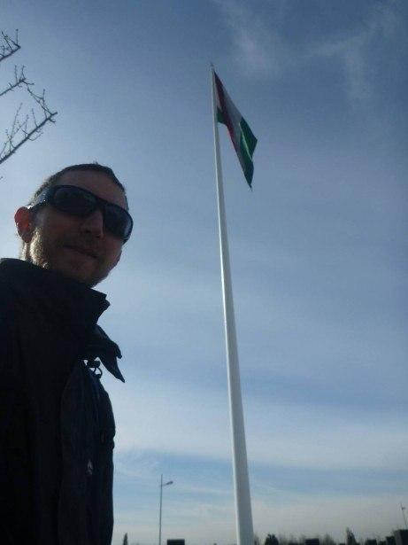 World's Largest Flagpole (allegedly), Dushanbe