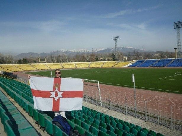 National Football Stadium, Dushanbe, Tajikistan