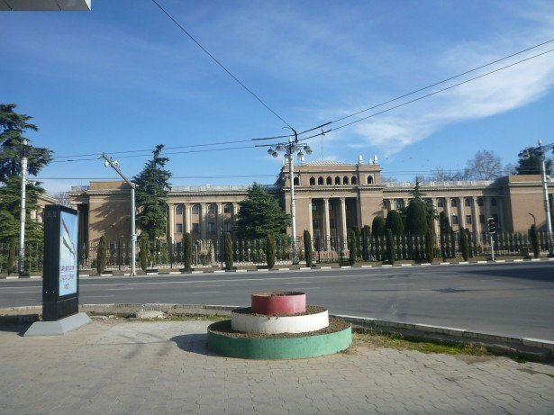 Presidential Palace, Dushanbe