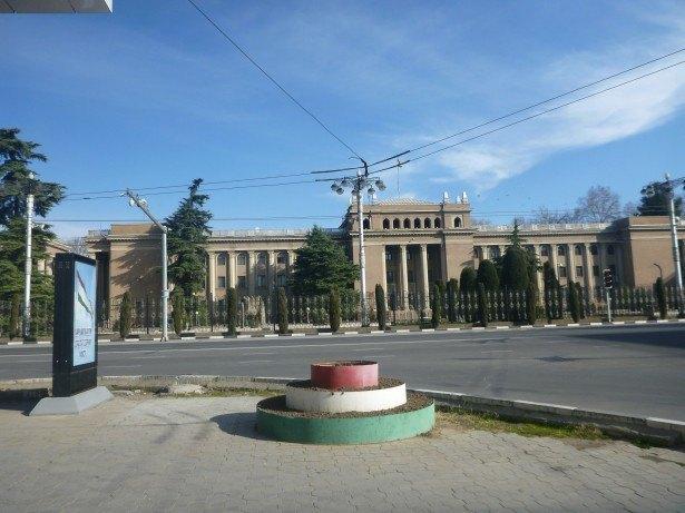 Presidential Palace, Dushanbe