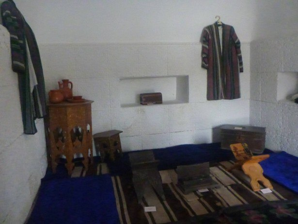 Rooms in the Madressa