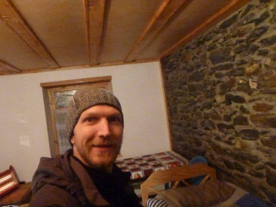 Arrival in Pamir Lodge