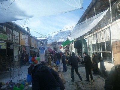 Khorog Bazaar
