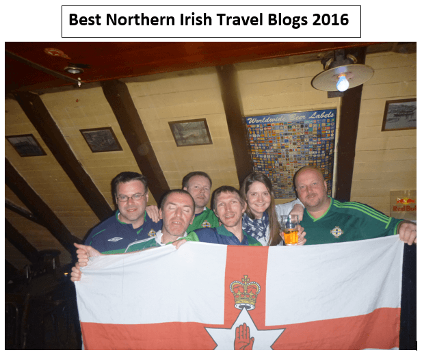 BEST NORTHERN IRISH TRAVEL BLOGS