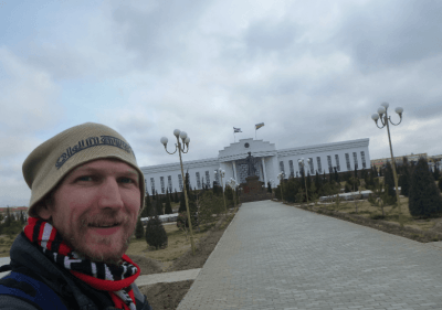 Backpacking in Karakalpakstan - Touring Nukus