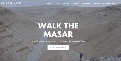 Leon McCarron - Walk the Masar