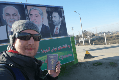 World Borders: Crossing From Uzbekistan to Afghanistan on Friendship Bridge to Hayratan
