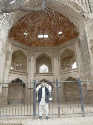 Khwaja Gate Travel Afghanistan Balkh