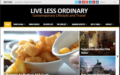 Live less ordinary with Allan Wilson