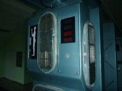 Radiation checking device