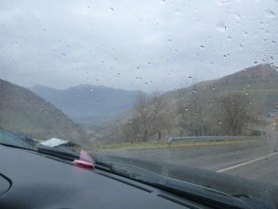 Leaving Dushanbe finally!