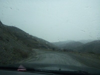 Leaving Kulob, the road to the Gorno Badakhshan border point.