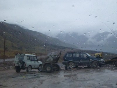 Zigar, on the road to Khorog, Gorno Badakhshan.