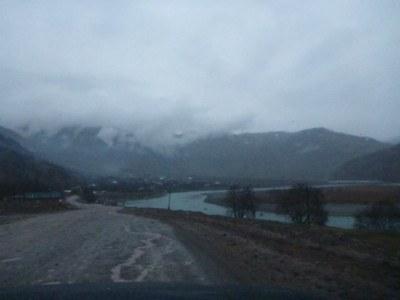 Zigar, on the road to Khorog, Gorno Badakhshan.