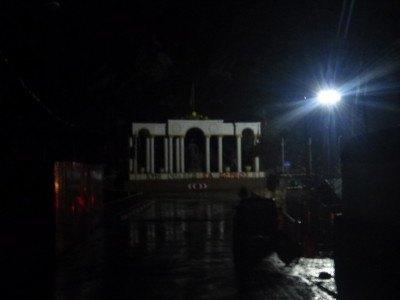 Darkness at Kalai Khum