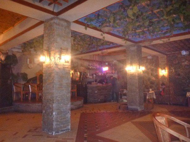 Shugnan Restaurant, Khorog, Gorno Badakhshan