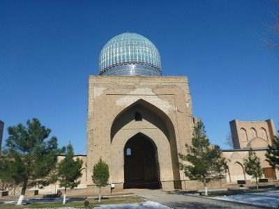 Bibi Khanum's Mausoleum