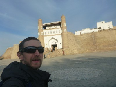 Touring the Arc in Bukhara