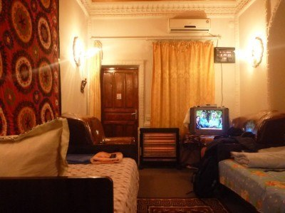 Backpacking in Uzbekistan: Staying at Madina and Ali's Guesthouse in Bukhara