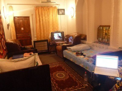 Blogging in Madina and Ali's