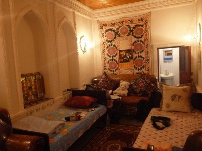 My cosy traditional room