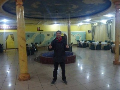 Local restaurant in Termiz