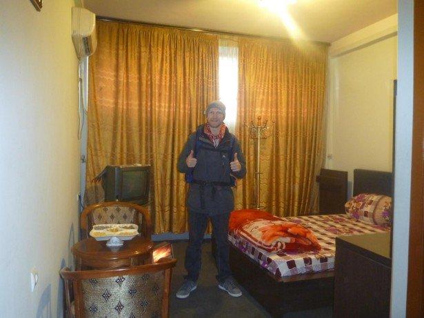 My Hotel Stay in Masar e Sharif, Afghanistan