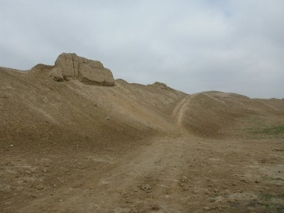 Bactria: Alexander the Great's Lost City Walls