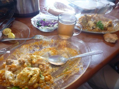 Mantoo for lunch in Sunatala