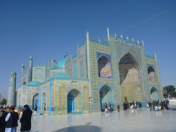 The most beautiful Islamic Complex I have ever seen