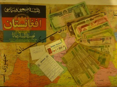 Some of my souvenirs from Afghanistan