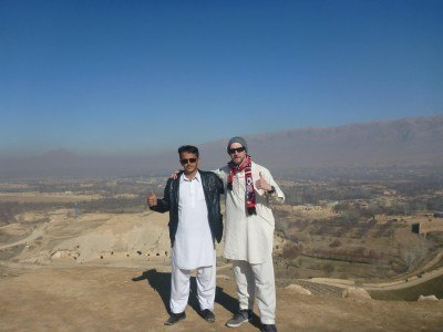Takht e-Rostam, Samangan, Afghanistan