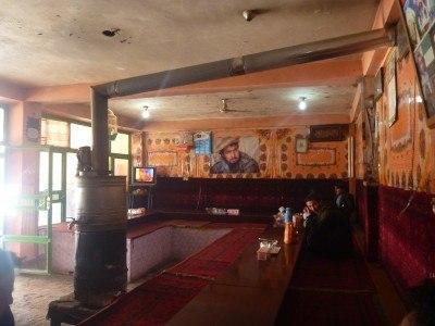 Horam restaurant, Haibak, Afghanistan