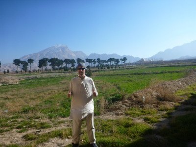 Touring Afghanistan