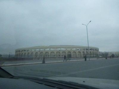 Stadium in Urgench