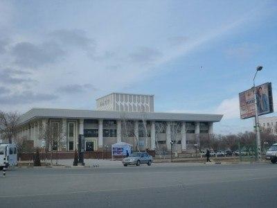 Theatre in Nukus