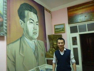 Amet and Ayimxan Shamuratov's Karakalpak Museum