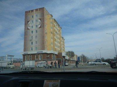 Some more photos of Urgench, Uzbekistan