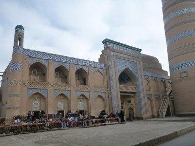 Khiva Old Town, Uzbekistan