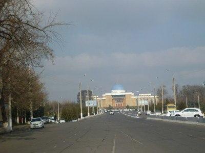 Backpacking in Tashkent, Uzbekistan