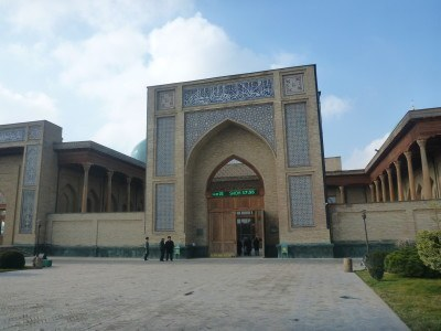 Backpacking in Uzbekistan: Textbook Top 10 Sights in Tashkent, the Capital City