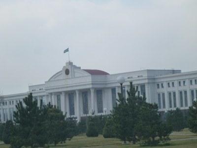 Government Buildings in Tashkent, Uzbekistan