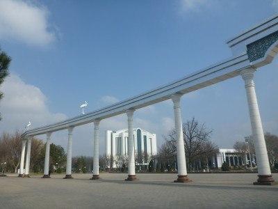 Independence Square (Mustaqillik Maydoni)