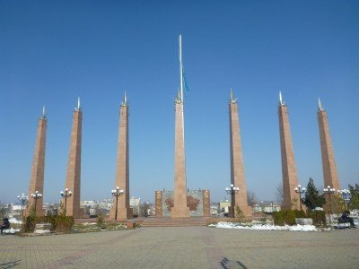 Backpacking in Kazakhstan: Top 7 Shy Sights in Shymkent