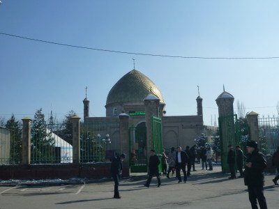 Central Mosque, Shymkent