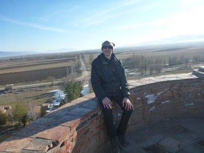 Backpacking in magnetic Kyrgyzstan