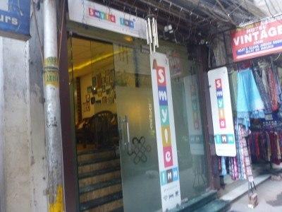 Smyle Inn in the heart of the Main Bazaar